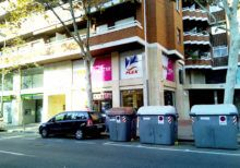 Barcelona Rambla Guipuscoa
