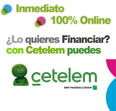 cetelen financiacion sin intereses